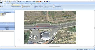 Immagini di sfondo e planimetrie da google earth for Google planimetria